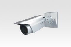 ハウジング・レンズ一体型ネットワークカメラ